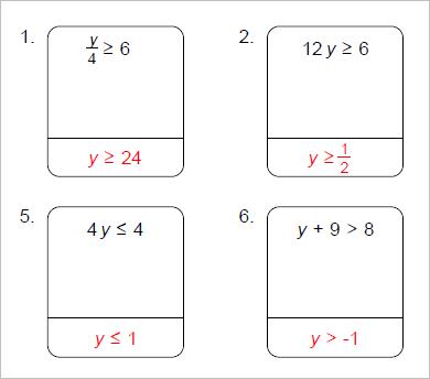 New In Version 6 Math Resource Studio