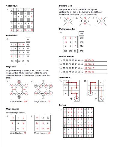 Math Resource Studio Professional v7.0.147